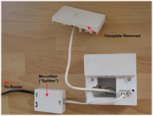 bt nte5 master socket wiring diagram variac variable transformer vigor router faq - adsl line problems