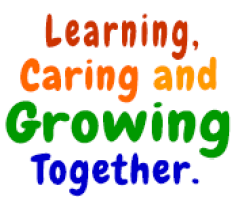 Learning, Caring and Growing Together.