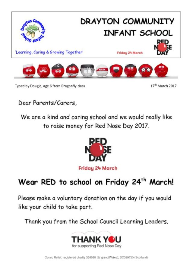 thumbnail of Red Nose Day