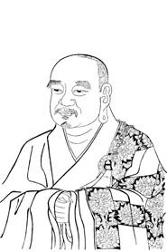 佛祖道影白話解(一)西天歷代祖師 上虛下雲老和尚集‧上宣下化老和尚講述