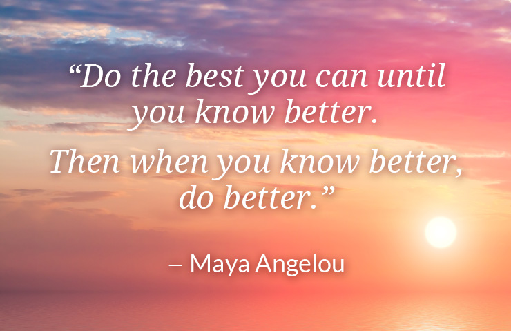 Knowing Better and Doing Better | Nicole Beurkens