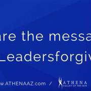 Leaders Forgive