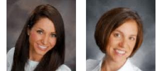 Lisa Thurman, PA Michelle Haas , PA
