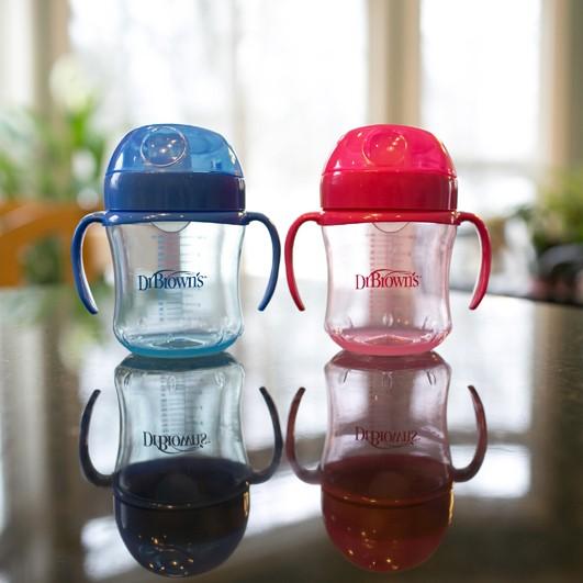 Dr. Brown's Dr. Brown's® Soft-Spout Transition Cup, 6 oz/180 ml (6m+)