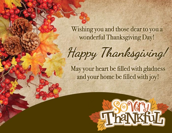 Joyous Thanksgiving To All Center For Advanced Medicine Amp Clinical Research