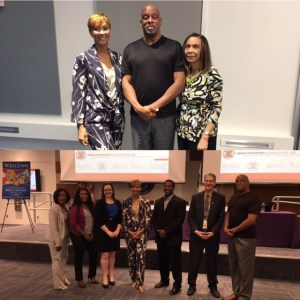 Dr. Candice appeared as a panelist for the 2017 Health Disparity Workshop with State Representative Bruce Antone.