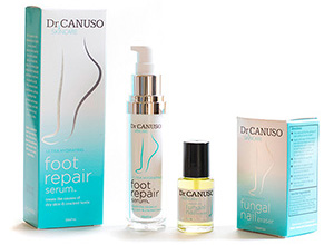 Dr. Canuso Healthy Nail System