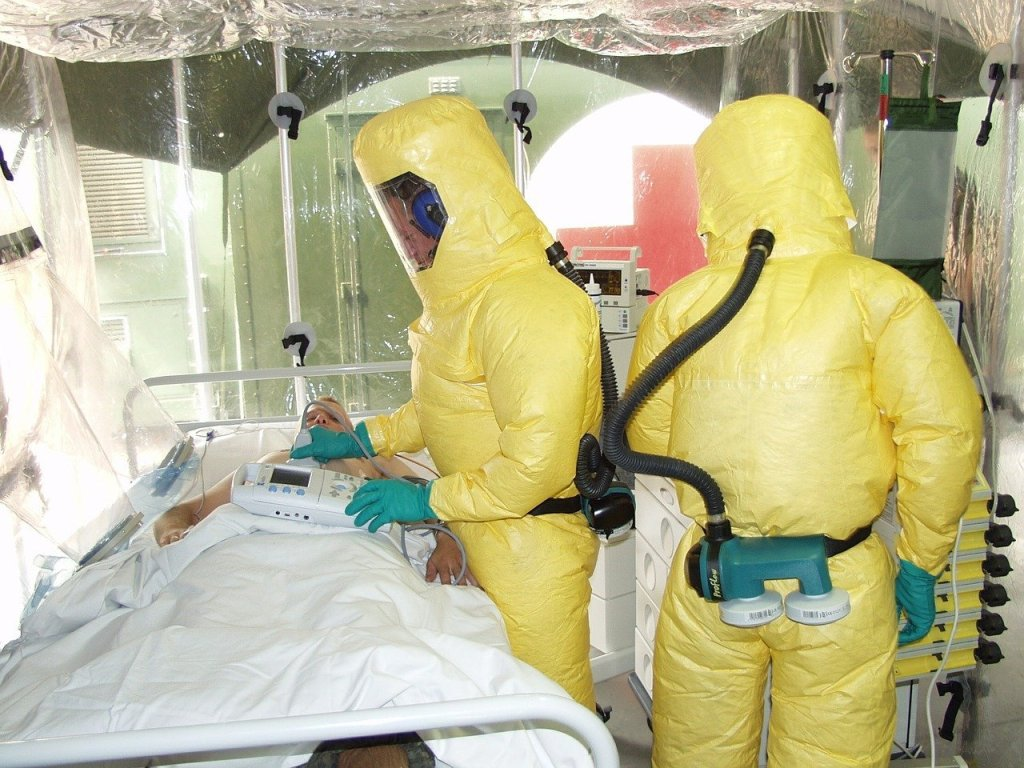 What Should Christians Do About Ebola?