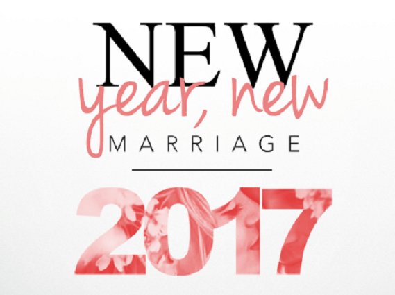 5 Steps to a New Marriage in 2017