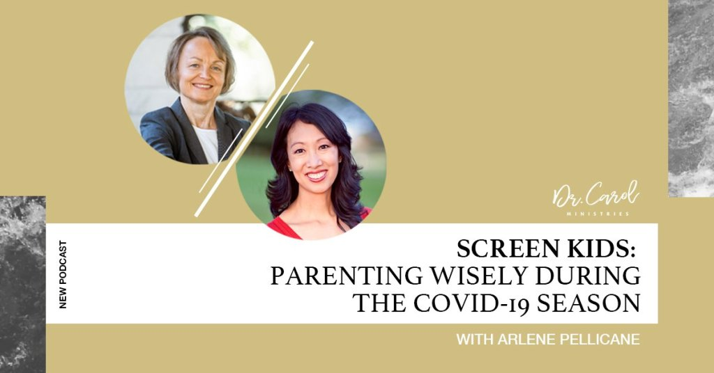 Screen Kids: Parenting Wisely During the COVID-19 Season