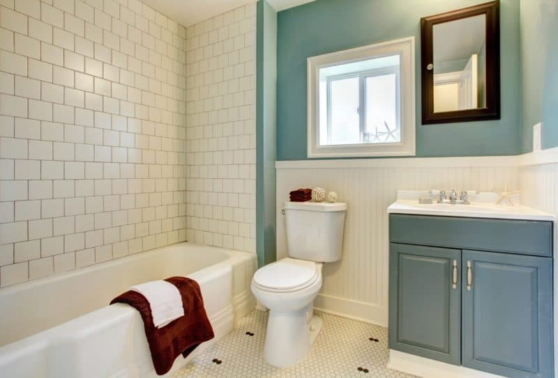 Healthy Professional Bathroom Tile  Stone Cleaning  Dr
