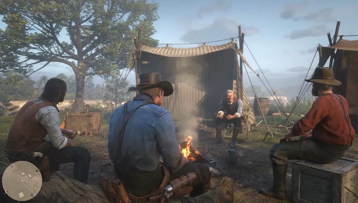 Red Dead Redemption 2 lanalisi del secondo gameplay