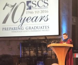 160514 Cone SCS Commencement 2016