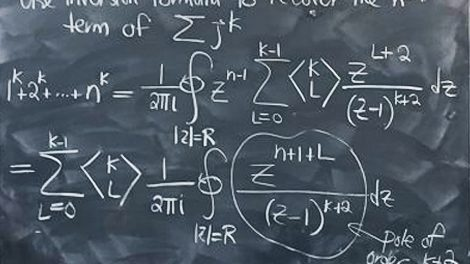 Math, the Biblical Worldview, and the Mystery of God