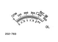 Ludlum Model 2224 Scaler / Ratemeter