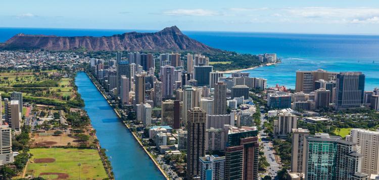 Honolulu front