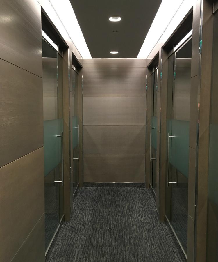 short-hall