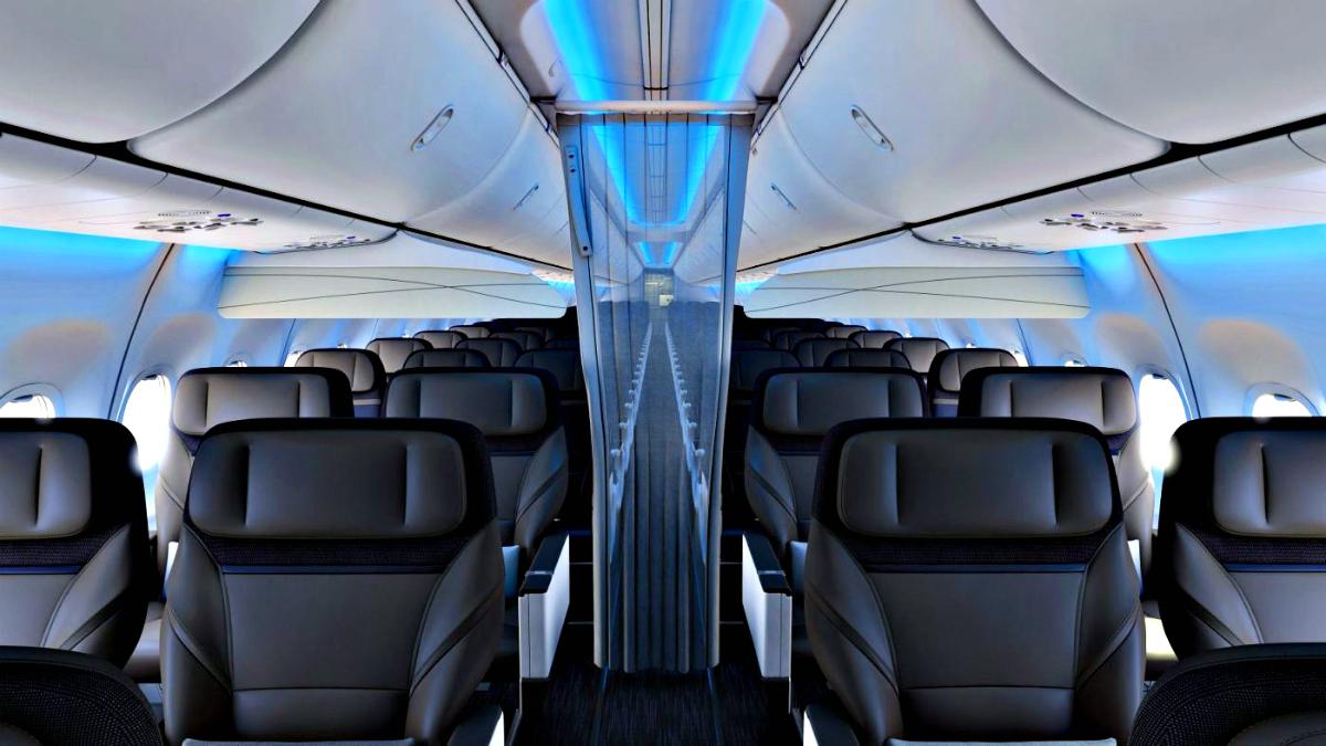 Virgin america to vanish in 2019 sevenr for Virgin america a321neo cabin