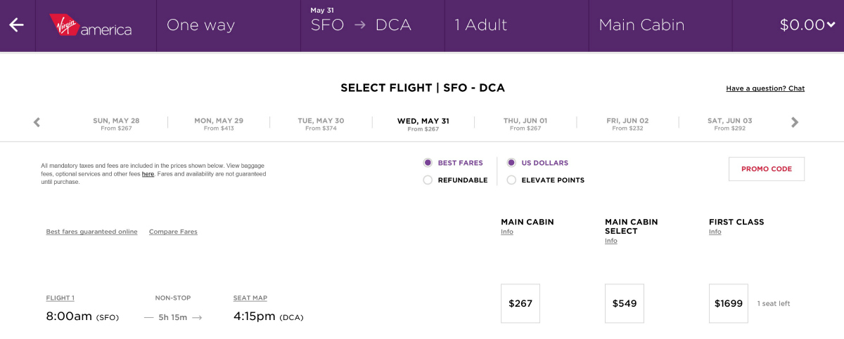 Virgin america to launch airbus a321neo late may sevenr for Virgin america a321neo cabin