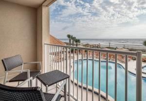 Courtyard Jacksonville Beach Oceanfront - Jacksonville, FL.