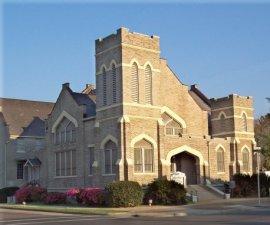 Jackson County, FL. First Presbyterian Church.