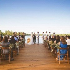 Wedding venue in Gilchrist County: Gilchrist Club, Southeast 4th Street, Trenton, FL