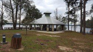Wedding venue in Gadsden County: Pat Thomas Park, Hopkins Landing Road, Quincy, FL