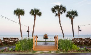 Wedding Venue: Paul's on the Bay - Pensacola, FL.