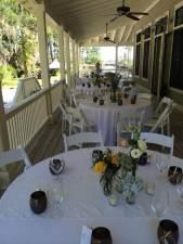 Wedding Venue: RiverCrest Lodge - Apalachicola, FL.