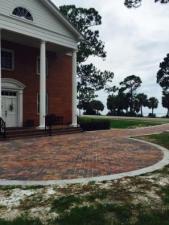 Gulf County Wedding Venue: United Methodist Church.