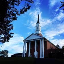 Wedding at First Presbyterian Church