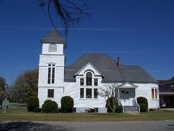 Baptist Church Wedding