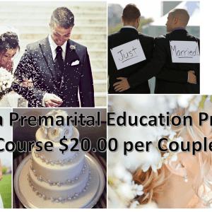 Georgia Premarital Counseling Program