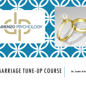 Marriage Tune Up Course