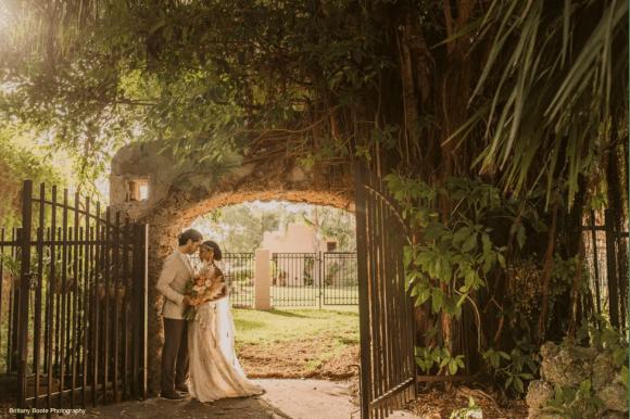 Florida Premarital Preparation Course, Miami-Dade County, Florida, Curtiss Mansion Wedding