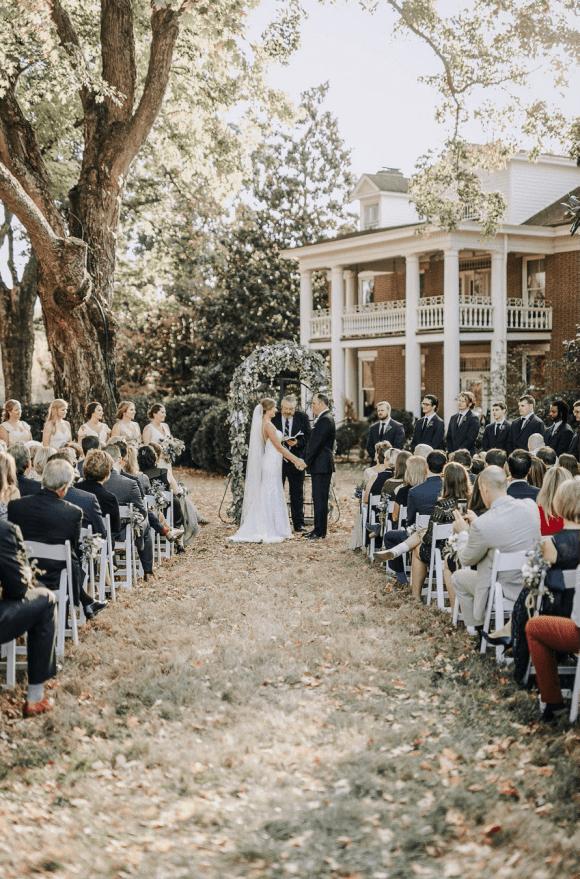 Tennessee Premarital Preparation Course, Williamson County, Tennessee, Homestead Manor Wedding