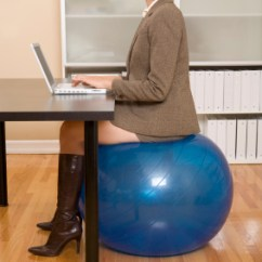 Office Chair Exercise Ball Tranquil Ease Lift Parts Tips To Improve Your Health At Work | Dr. David Geier - Sports Medicine Simplified
