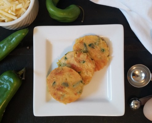 Chili Cheese Fritters
