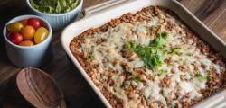 Quinoa Enchilada Casserole Always Delicious Book