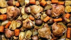 Sheet Pan Vegetables