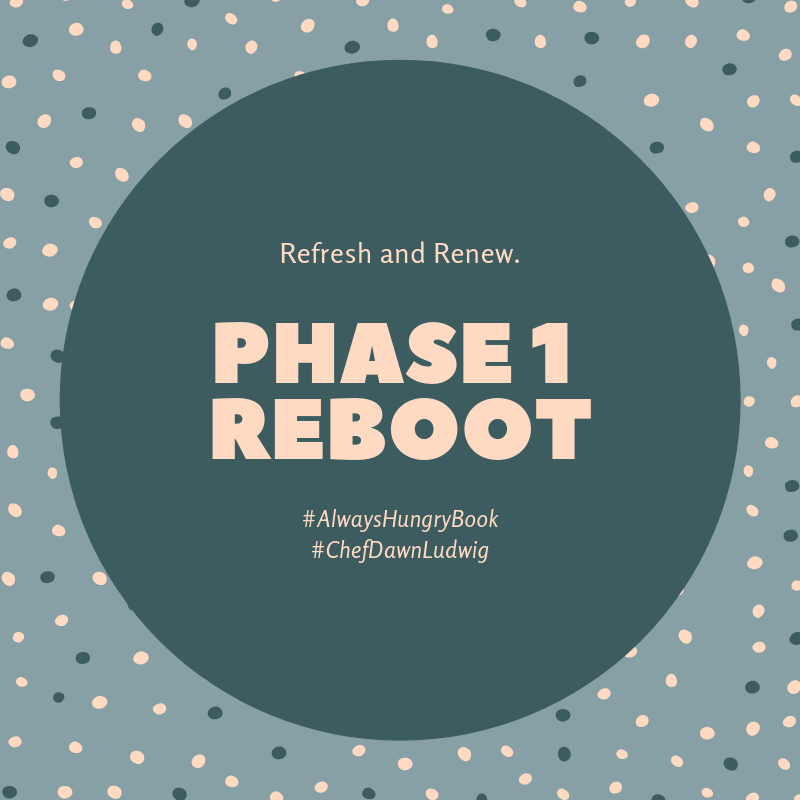 Phase 1 Reboot