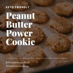 Peanut Butter Power Cookie