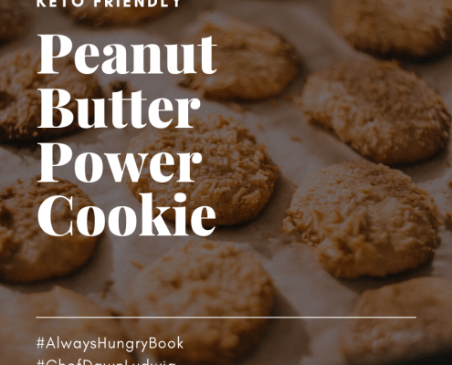 Peanut Butter Power Cookie