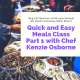 Quick and Easy Cooking Class Part 1