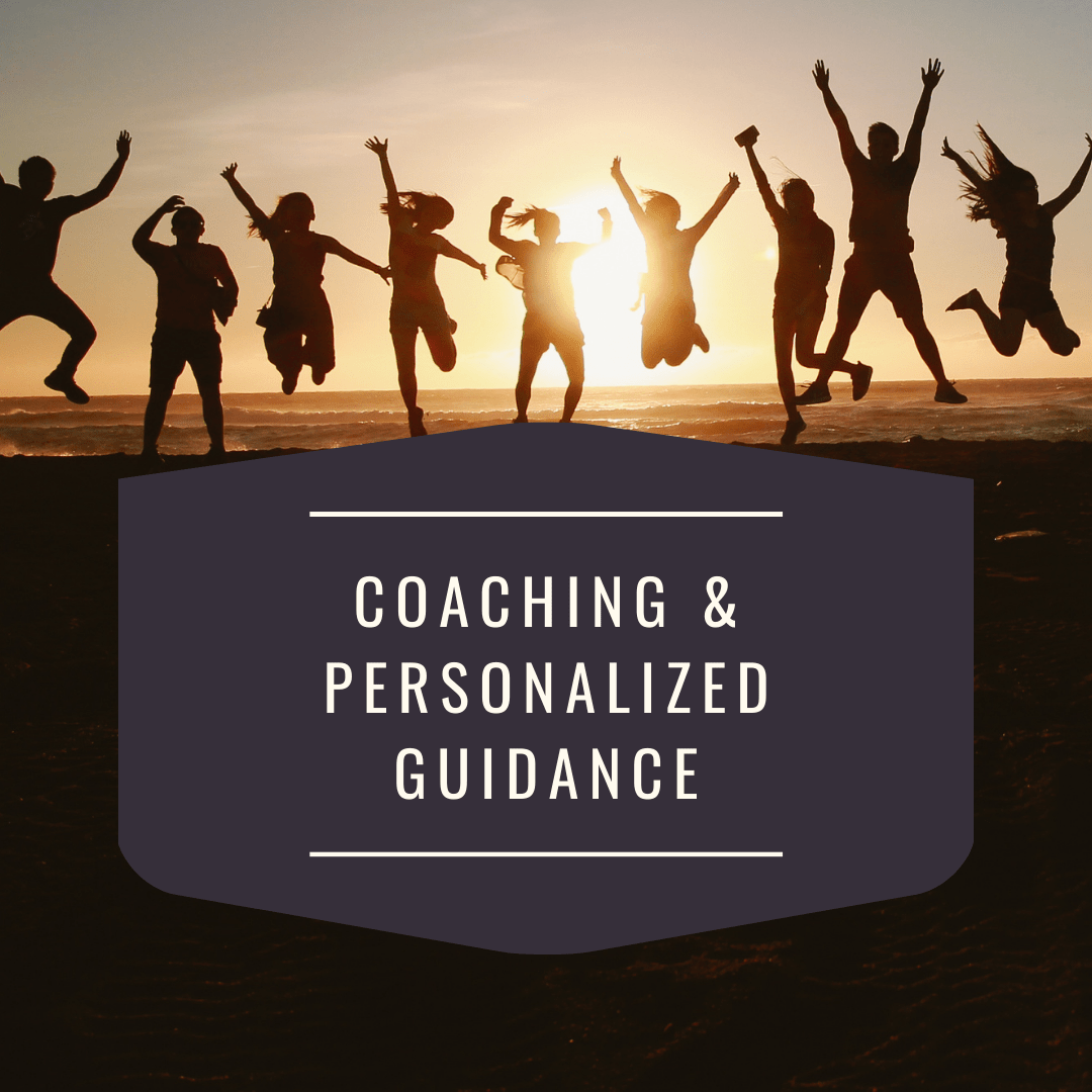 coaching and personalized guidance