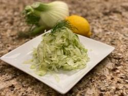 Chef Dawn's Fennel Salad