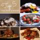 Top 5 One-Pan Dinners