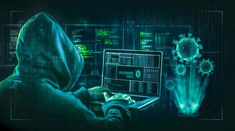 covid-19 hacker scam
