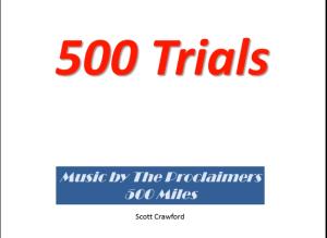 500 trials