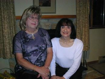 Debra & Karen